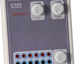 EMS Biomedical Surpass EMG/EP/IOM sensors